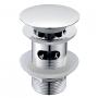 Донный клапан WASSER KRAFT Push-up A024 купить