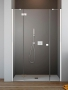 Дверь душевая в нишу RADAWAY Essenza New DWJS 1400*2000 385033-01-01L купить