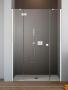 Дверь душевая в нишу RADAWAY Essenza New DWJS 1100*2000 385030-01-01L купить