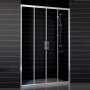 Дверь душевая в нишу VEGAS-GLASS 158-163 см Z2P 160 08 01 купить