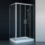 Душевое ограждение VEGAS-GLASS 150*100 см Z2P+ZPV 150*100 08 01 купить