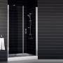 Дверь душевая в нишу VEGAS-GLASS 121,5-126,5 см EP-F-2 0125 08 01 купить
