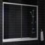 Шторка для ванны VEGAS-GLASS 158-163 см ZV 0160 08 01 купить