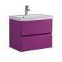 Тумба под умывальник BELUX ПАРИЖ 60 фиолетовый НП60-02 купить