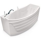 Ванна акриловая асимметричная AQUATIKA Аврора 175*80*74 купить