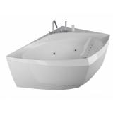 Ванна акриловая асимметричная AQUATIKA Альпина 170*110*67 купить