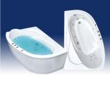 ванна акриловая BACH Белла 165 х 110 купить