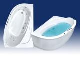 ванна акриловая BACH Изабелла 150 х 100 купить