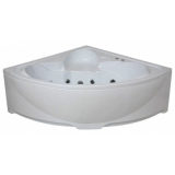 Ванна акриловая BAS Дрова 160*160 купить