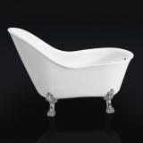 Ванна акриловая BELBAGNO 1470*780*1000 BB08-BRN купить