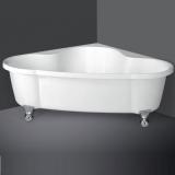 Ванна акриловая BELBAGNO 1500*1500*600 BB07-ORO купить