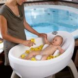 Ванна акриловая аэромассажная для детей BLU BLEU MagicBath купить