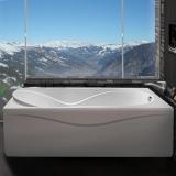 Купить: Ванна акриловая EUROLUX Оливия 1800х800х500