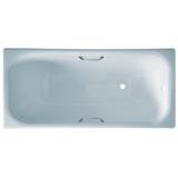 Ванна чугунная НОВОКУЗНЕЦК Ностальжи с ручками 150*70 см 20096 купить