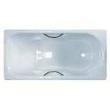 Ванна чугунная НОВОКУЗНЕЦК Сибирячка с ручками 150*75 см 22922 купить