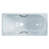 Ванна чугунная НОВОКУЗНЕЦК Сибирячка с ручками 170*75 см 24400 купить