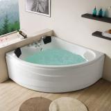 Ванна акриловая GEMY 1520*1520*660 мм G9041 K купить