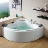 Ванна акриловая GEMY 1520*1520*780 мм G9082 K купить