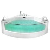 Ванна акриловая GEMY 1500*1500*600 мм G9080 купить