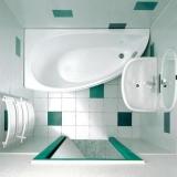 Ванна акриловая RAVAK Avocado 160*75 L CQ01000000 купить
