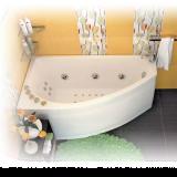 Акриловая ванна ТРИТОН Бэлла 1400*750 мм купить