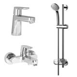 Комплект смесителей для ванны IDEAL STANDARD Vito 3 в 1  B1132AA купить