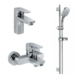 Комплект смесителей для ванны IDEAL STANDARD Ceraplan III 3 в 1  B1118AA купить