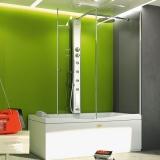 Ванна комбинированная JACUZZI Link BASE 170*78 см купить