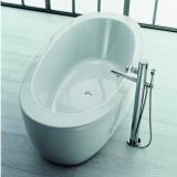 Ванна акриловая LAUFEN Alessi 2040 х 1020 мм 2.4197.0.000.000.1 купить