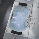 Ванна акриловая ROCA Becool Biplaza 180*90 248013001 купить