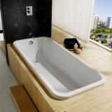 Ванна акриловая ROCA Element 180*80 247704000 купить