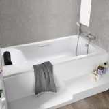 Ванна акриловая ROCA Becool 170*80 ZRU9302852 купить