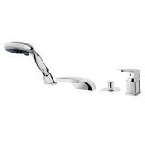 Смеситель на борт ванны GPD Atros MAK 66 купить