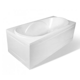 Ванна из литьевого мрамора ЭСТЕТ Астра 1700*800 мм ЭТ13147 купить
