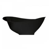 Ванна из искусственного мрамора Meg11 188*88*h69 см черная 5418NE купить