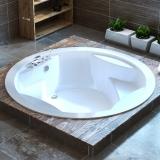 Ванна из литого мрамора ASTRA-FORM Аврора 187*187 купить