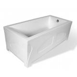 Ванна из литьевого мрамора ЭСТЕТ Дельта 1800*800 мм ЭТ13150 купить