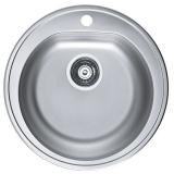 Мойка кухонная в базу 45 см ALVEUS Form 30 нержавеющая сталь 1065164 купить