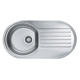 Мойка кухонная в базу 45 см ALVEUS Form 40 нержавеющая сталь 1060001 купить