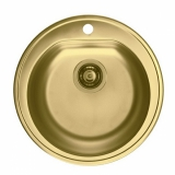 Мойка кухонная в базу 45 см ALVEUS Form Vintage 30 бронза 1070808 купить