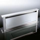 вытяжка кухонная BEST Strip 90 см нержавеющая сталь - белое стекло купить