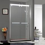 Дверь в нишу раздвижная BRAVAT Stream 1200*2000 BD120.4203S купить