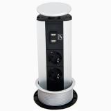 Встраиваемая розетка SCHULTE  EVOline Port USB Charger 931.03.841 купить