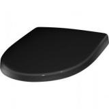 Крышка сиденье для унитаза ROCA Victoria Nord черное ZRU9302627 купить