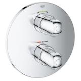 Смеситель для ванны термостатический встраиваемый GROHE Grohtherm 1000 New 19985000 купить