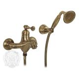 Смеситель для ванны MIGLIORE Bomond бронза ML.BMD-9702.BR купить