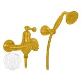 Смеситель для ванны MIGLIORE Bomond золото ML.BMD-9702.DO купить
