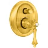 Смеситель для ванны встраиваемый MIGLIORE Bomond золото ML.BMD-9772.DO купить
