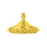 Верхний душ MIGLIORE Corsica 230 мм золото ML.CSC-35.680.DO купить