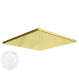 Верхний душ MIGLIORE Ferrara 300*300 мм золото ML.FRR-35.310.DO купить